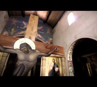 LE ROI CRUCIFIÉ (Un Film Liturgique)