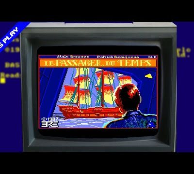 [Let's Play] Le Passager du Temps (Amstrad CPC)