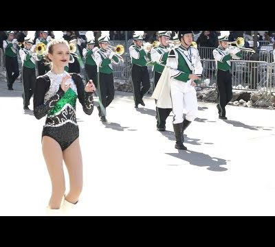 LIVE : St Patrirck' Day parade in NY
