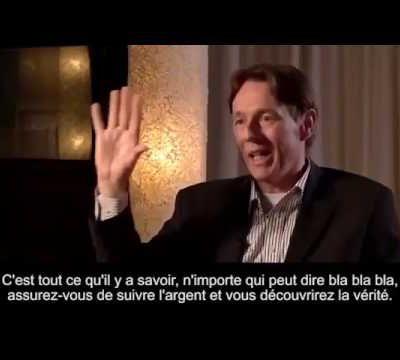 Haute finance luciférienne : Témoignage intégral et en français de Ronald Bernard