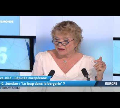 UE: l'inversion des valeurs (Eva Joly)