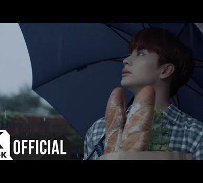 "BTOB Blue est de retour avec le MV de ""When it rains"""
