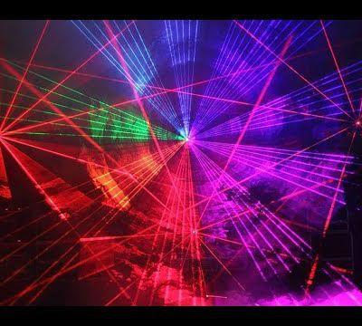 Jeux de lumières n°2 - Disco Lights 1080P - S'amuser à la maison