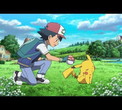 Film d'animation Pokemon, Pokemon The Movie : I choose You.
