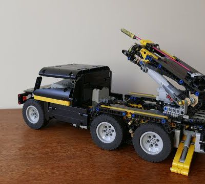 Lego technic Missile Launcher