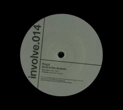 Regal - Acid is the Answer