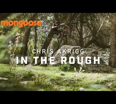 Chris akrigg in the rough