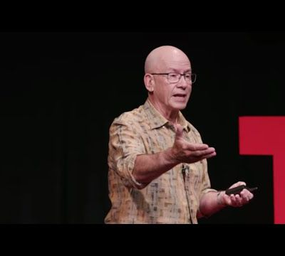 CELEBRATE WHAT'S RIGHT WITH THE WORLD! TEDtalk by Dewitt Jones