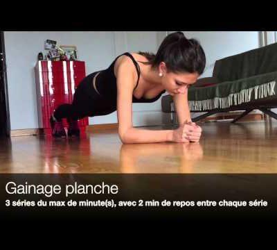 Votre espace fitness à la maison