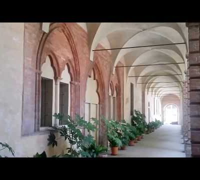 Basilica di San Francesco a Piacenza - video