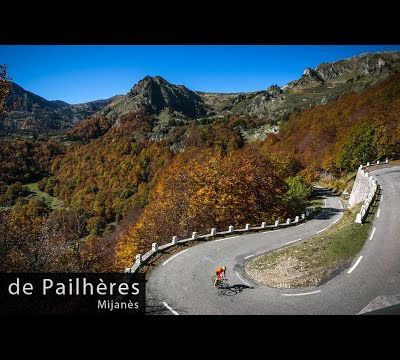Col de Pailhères (Mijanès) - Cycling Inspiration & Education