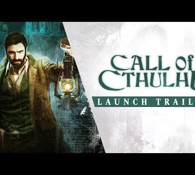 [ACTUALITE] Call of Cthulhu est disponible sur PlayStation 4, Xbox One et PC