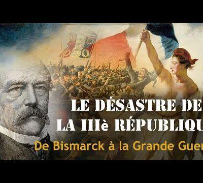 Le désastre de la troisième république