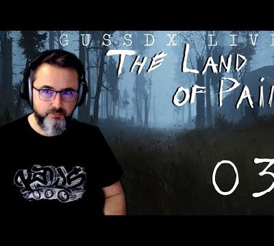 GUSSDX LIVE : The Land Of Pain 03
