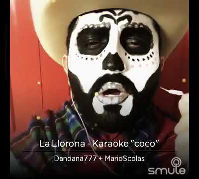 La llorona, chanson juchiteca de l'isthme de Tehuantepec.