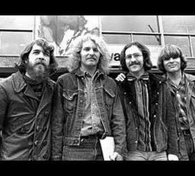 Creedance Clearwater Revival - Who'll Stop The Rain - Harmonica C