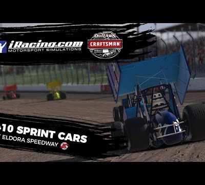 iRacing : Trailer Dirt !