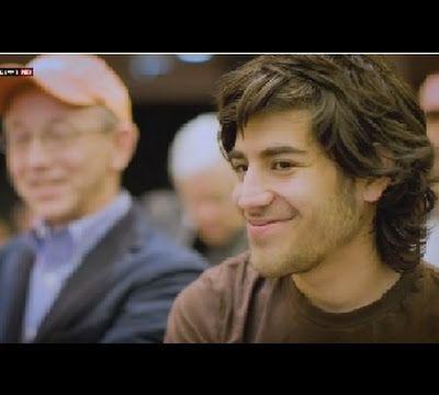 La historia de Aaron Swartz. El hijo del Internet