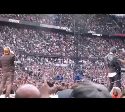 U2 -Stade de France -Saint-Denis -Paris (2) 26-07-2017