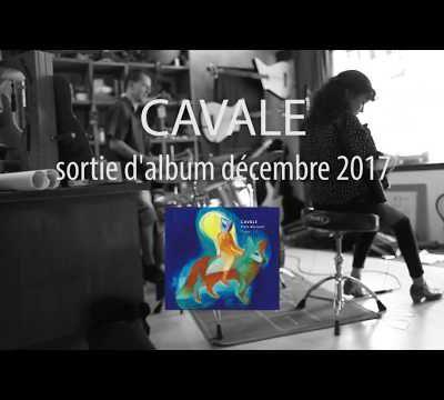 Cavale sort son 3ème album: Cîmes