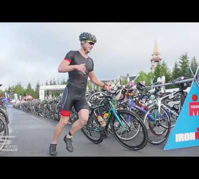 Vidéo: Ironman Mont Tremblant 2017 by Skechers Performance Canada