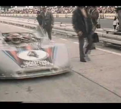 Porsche 908 at Nurburgring in 1971