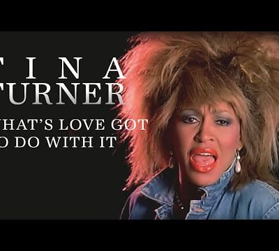 Tina Turner - What's Love Got To Do With It