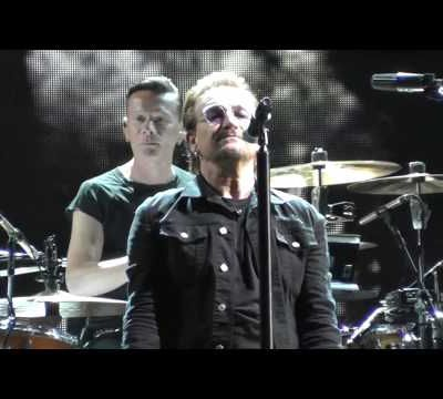U2 -Joshua Tree Tour 2017-Buffalo  Etats-Unis 05/09/2017