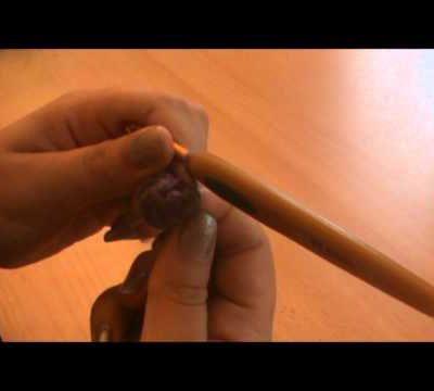 Cours de crochet : la boucle magique