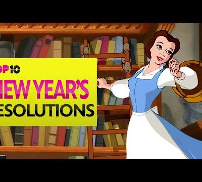 New Year's resolutions (AP  6ème)