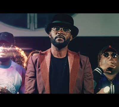 Fally Ipupa – Mannequin feat. Keblack & Naza (Clip officiel)