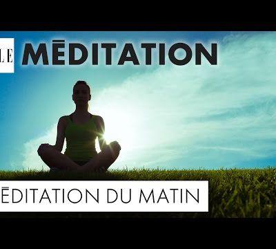(Méditation guidée) méditation du matin