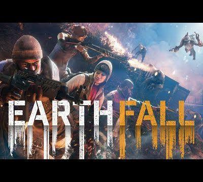 ACTUALITE : #Earthfall est sorti sur #XboxOne et #Steam
