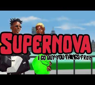 Mr Eazi - Supernova (Visualizer)