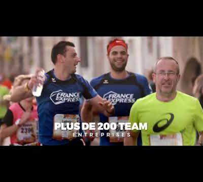 Trafic d'Influences au Marathon de Tours 2017 - Le clip...
