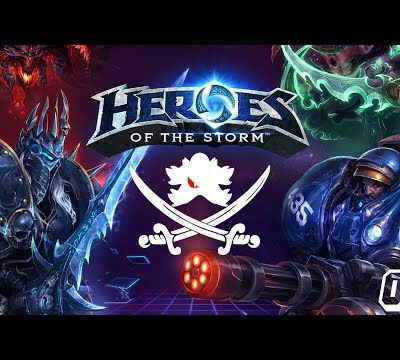 À la découverte de Heroes of the Storm !