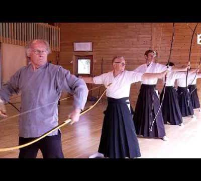 Sagesses bouddhistes : le kyudo ou la voie de l'arc avec Taïkan Jyoji