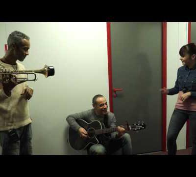 "[RADIO] ""TREMBLER D'AMOUR"" // Sacha, Serigne & Allyson"