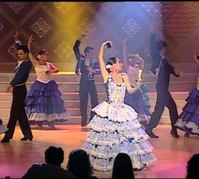 """Ballet Alhambra """"Capricho Español"""" de Rimski-Kórsakov"""