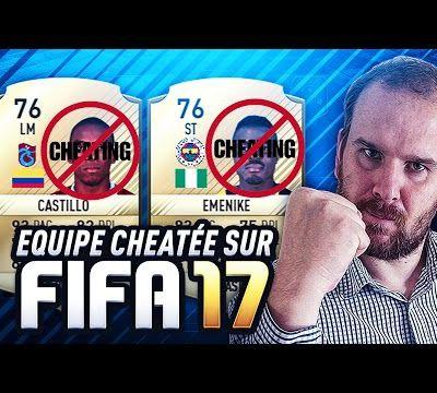 FIFA 17 - EQUIPE CHEATÉE POUR 10 000 CRÉDITS !