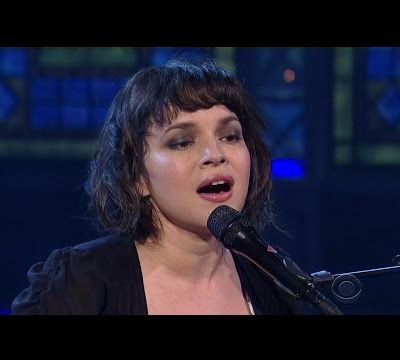 """Norah Jones: """"Don't know why live"""""""