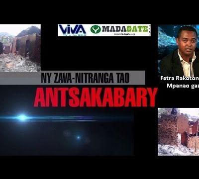 ANTSAKABARY. VIDEO MIRAKITRA NY MARINA REHETRA MOMBA IREO POLISY NANDORO TRANO MIISA 507
