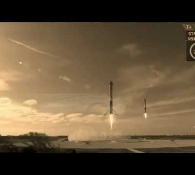 Space Conquest and @SpaceX
