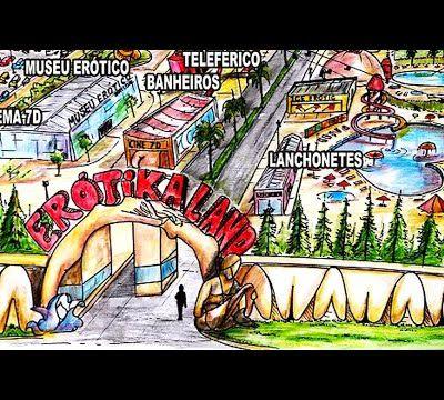 ErotikaLand : le premier parc d'attraction pour adultes va voir le jour en 2018