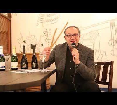 Sommellerie : Philippe Jamesse explique sa passion nouvelle pour le saké effervescent. Passionnant !
