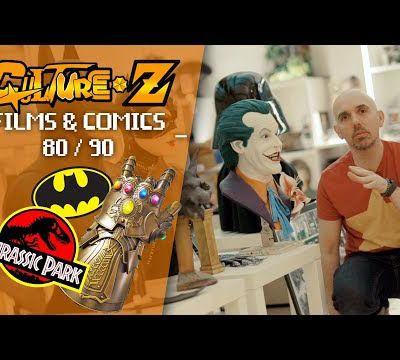 CULTURE Z #25 - Films et comics 80/90's
