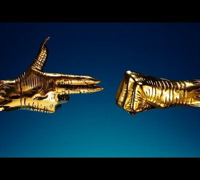 """Song of 2017 #4 : """"Panther Like a Panther (Miracle Mix)"""" par Run the Jewels + Trina"""