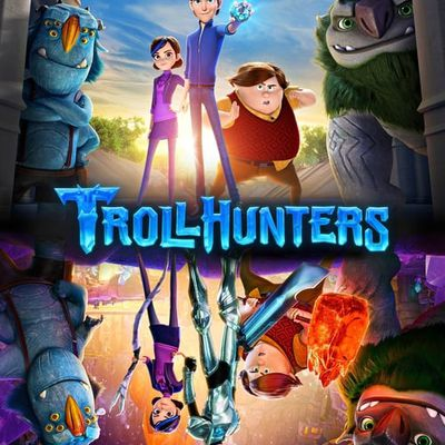 Trollhunters Part 3 Episode 10 A House Divided HD free TV Shows