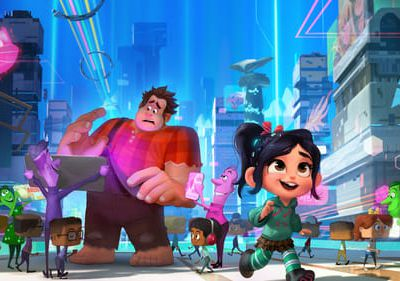 Which Ralph Breaks the Internet ~2018~