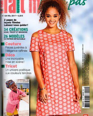 Les magazines de mai 2017: couture